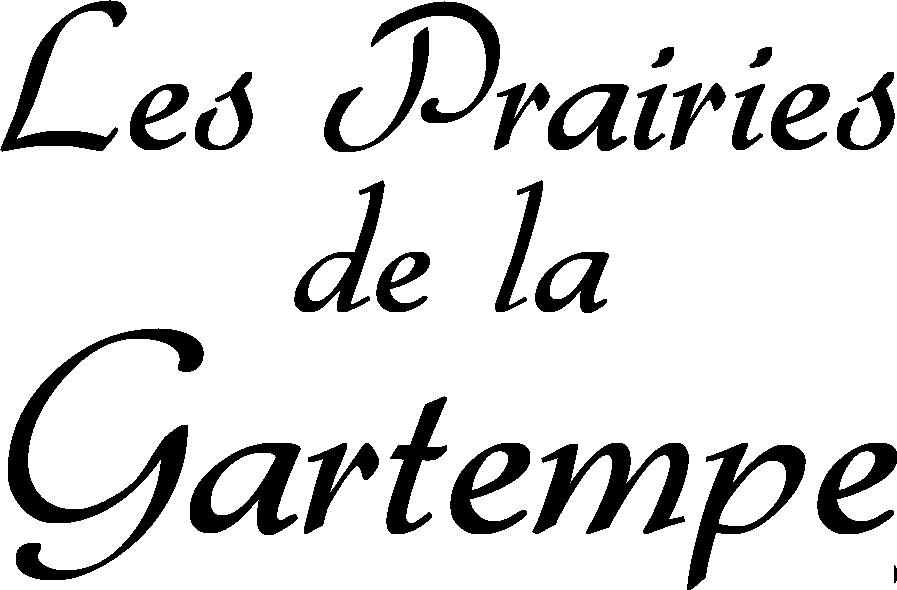 Prairies de la Gartempe Logo