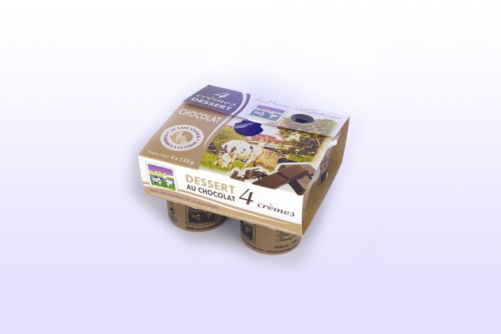 produits laitiers frais - vente de yaourts 86