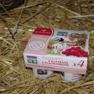 Yaourts au lait de vache Click and Collect